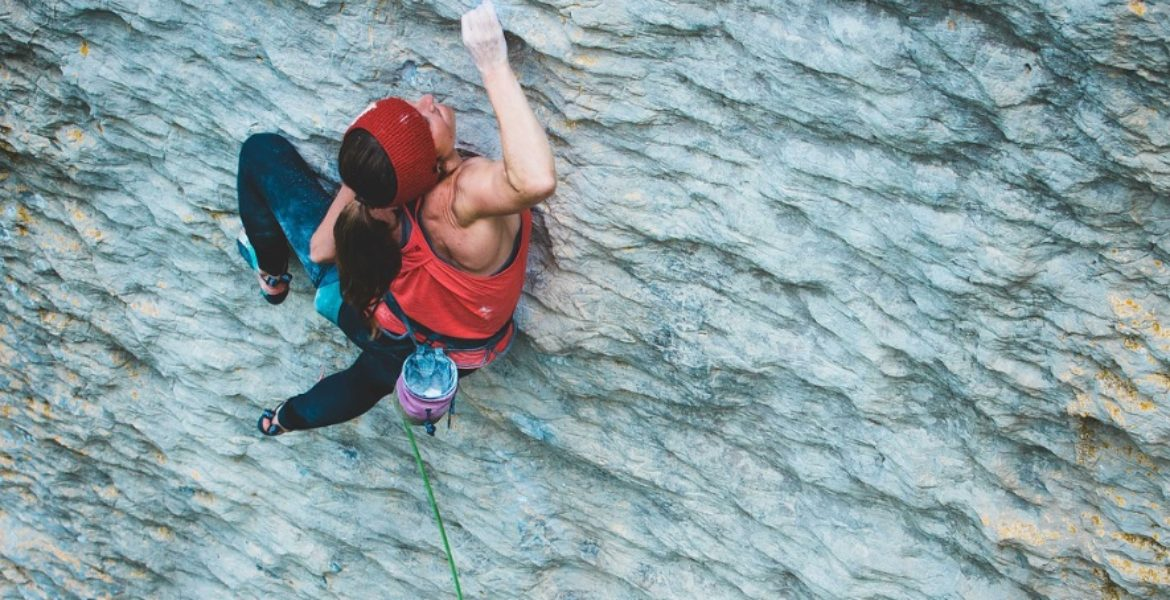 Babsi Zangerl s'offre son premier 9a – First 9a by Babsi Zangerl