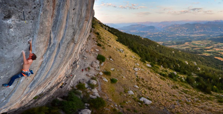 Interview Klemen Becan, baroudeur des falaises – Interview: Klemen Becan, nomadic fanatic