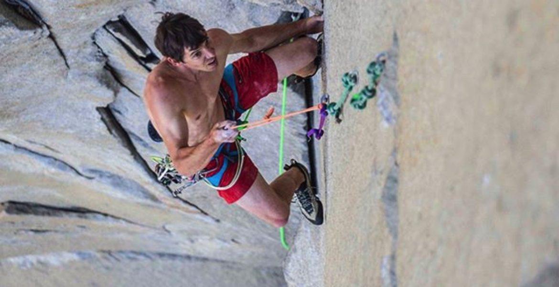 El Cap en moins de deux heures, c'est fait ! – El Capitan in less than 2 hours, it's done!
