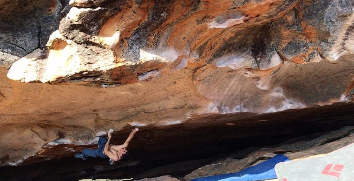 Bloc aux Grampians, immersion dans le bush ! – Bouldering in Grampians, deep into the bush!
