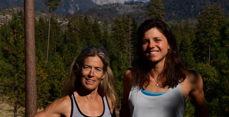 Nina Caprez célèbre les 25 ans de l'ascension du Nose en libre – Nina Caprez celebrates the 25th anniversary of the Nose free ascent