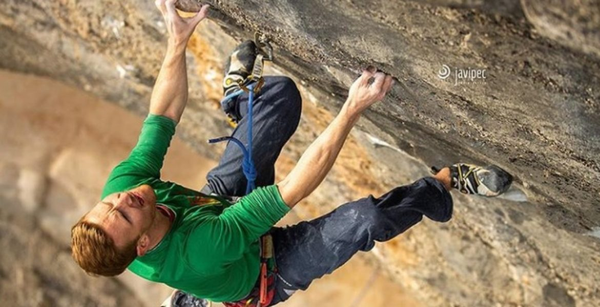 Seconde ascension de Neanderthal 9b par Schubert – Second ascent of Neanderthal 9b by Schubert