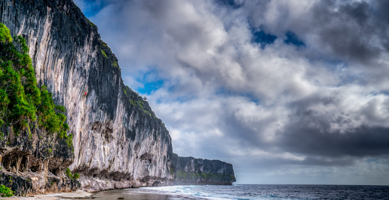 Makatea : une nouvelle destination grimpe est née ! – Makatea: a new climbing destination is born!