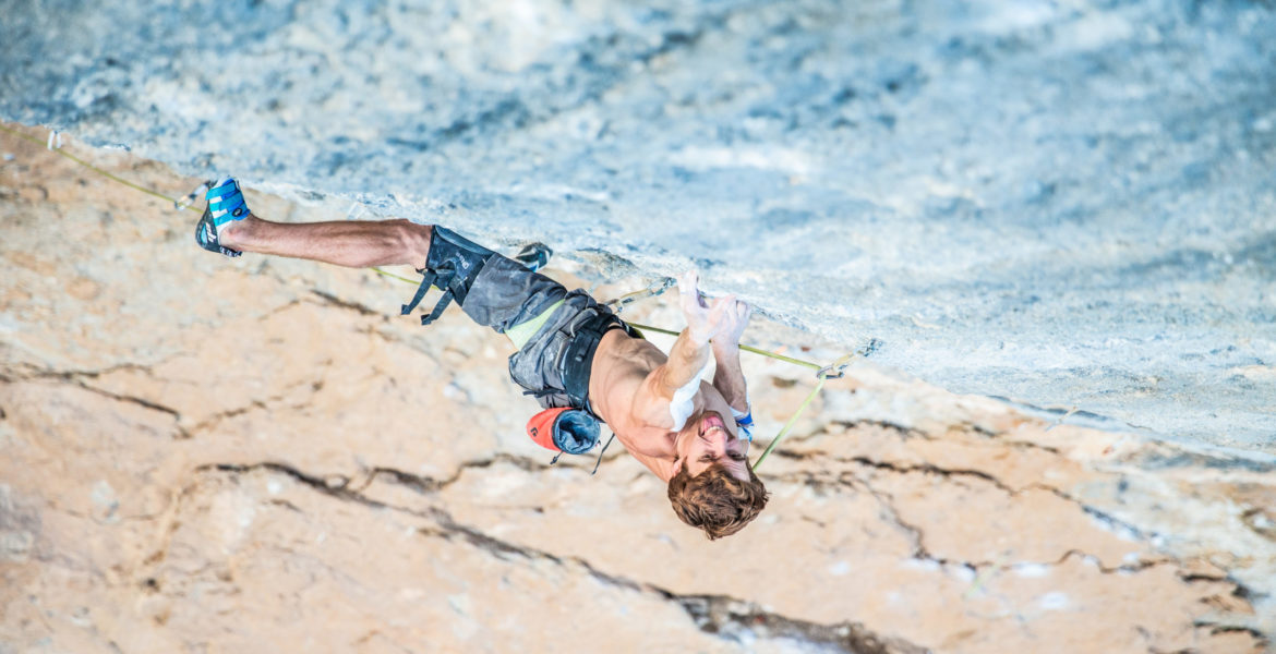 Double réalisation de Joe Mama 9a+ – Double send of Joe Mama 9a+
