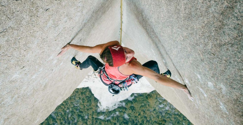Babsi Zangerl répète en libre le Pre-Muir Wall sur El Cap ! – Free ascent of Pre-Muir Wall by Babsi Zangerl!