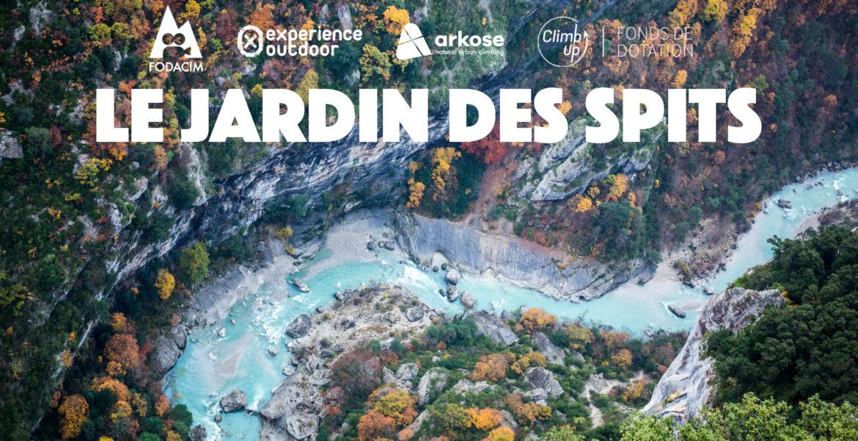 Photo de couverture du Jardin Des Spits