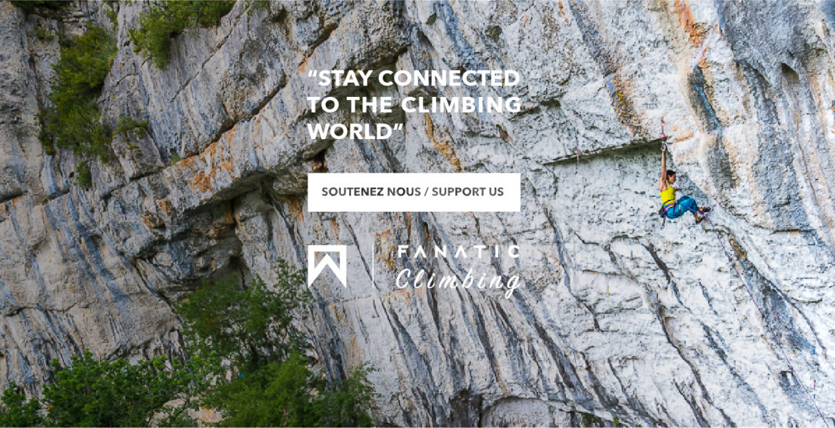 Lancement de l'association Fanatic Climbing – Fanatic climbing is now an association !