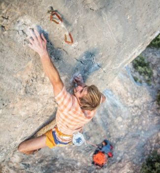 Seb Berthe 9a+ Supercrackinette St-Léger