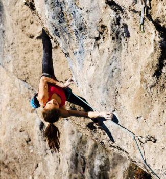 Laura Rogora dans The Bow 9a+, Arco