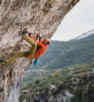 Cédric Lachat dans Supercrackinette 9a+