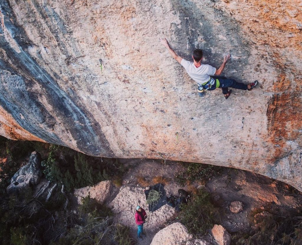 Tom Bolger Wild West 9a/+