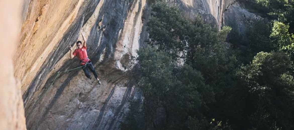 WIll Bosi King Capella 9b+