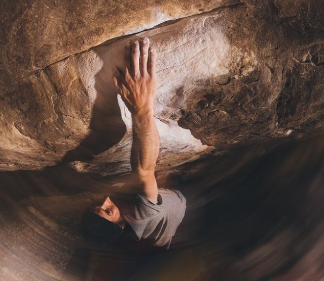 Daniel Woods Return of the Sleepwalker 9A