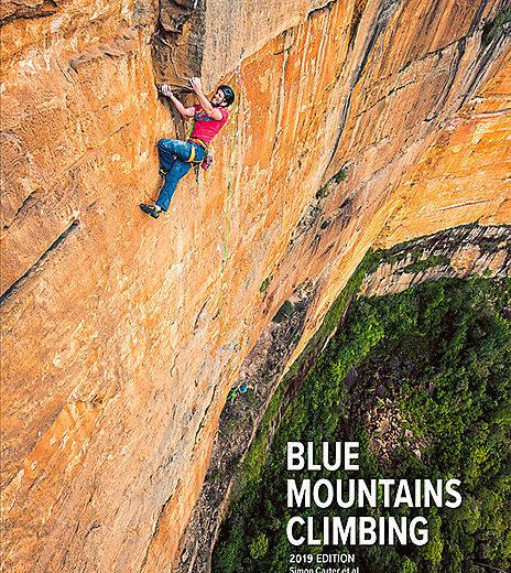 Simon Carter Blue Mountains guidebook