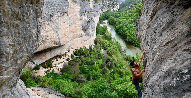 Gorges du Tarn : dolomie et nature – Gorges du Tarn: dolomite and nature